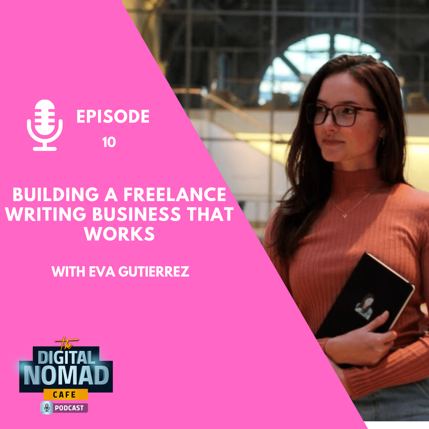 Building A Freelance Writing Business that works with Eva Gutierrez
